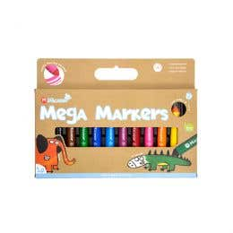 Micador Mega Marker Green eARTH Collection Set