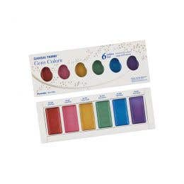 Kuretake Gansai Tambi Metallic Water Colour Sets