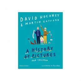 A History Of Pictures For Children Book