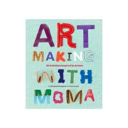 Art Making With MoMA Book