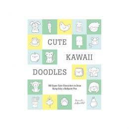 Cute Kawaii Doodles Book