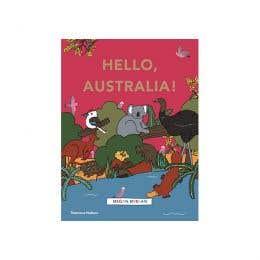 Hello Australia Book