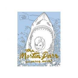 The Martin Parr Colouring Book