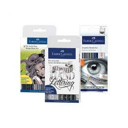 Faber-Castell Mixed Media Creative Pack