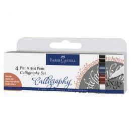 Faber-Castell Pitt Artist Calligraphy Pen Sets