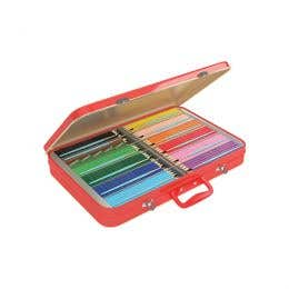 Faber-Castell Red Range Water Colour Pencil Suitcase Tin