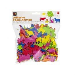 EC Adhesive Foam Shape Packs