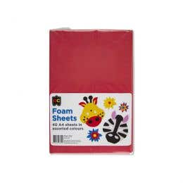 EC Foam Sheets Assorted Pack