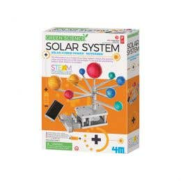 4M Green Science Solar System Kit