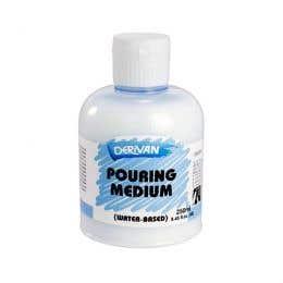 Derivan Pouring Mediums