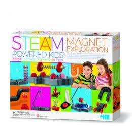 4M Steam Magnet Exploration Kit