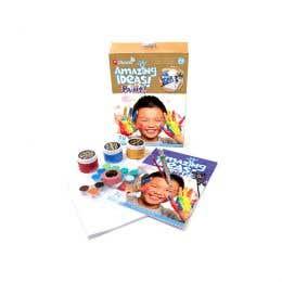 Micador jR. Amazing Ideas Paint Activity Pack