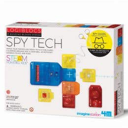 4M Logiblocs Spy Tech Kit