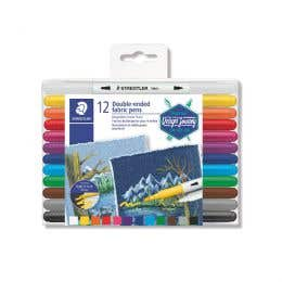 STAEDTLER Double-Ended Fabric Pen Set