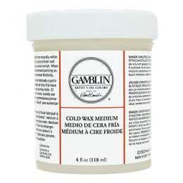 Gamblin Cold Wax Mediums