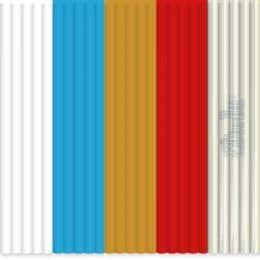 3Doodler Flexy Plastics Mix 2 Raise The Flag Pack 25