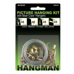 Hangman All-In-One Picture Hanging Kit