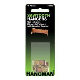Hangman Sawtooth Hanger Packs