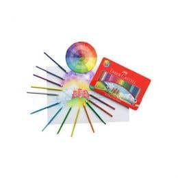 Faber-Castell Grip Colour Pencil Tin 36 Plus Bonus Colour Wheel
