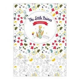 The Little Prince: The Colouring Portfolio Book