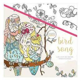 Kaisercraft Bird Song Colouring Book