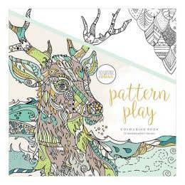 Kaisercraft Pattern Play Colouring Book