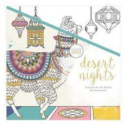 Kaisercraft Desert Night Colouring Book