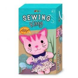 Avenir Sewing Doll Kitty Kit