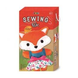 Avenir Sewing Doll Fox Kit