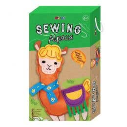 Avenir Sewing Doll Alpaca Kit
