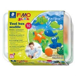 STAEDTLER FIMO Form & Play Tool Box Sets