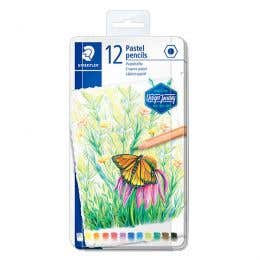 STAEDTLER Design Journey Pastel Pencil Tin
