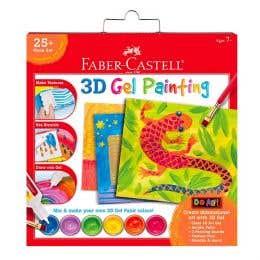 Faber-Castell Do Art 3D Gel Painting Set