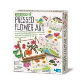 4M Green Science Pressed Flower Art Kit