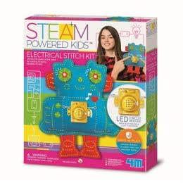 4M Steam Powered Kids Electrical Stitch Kit
