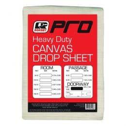 Rokset Pro Canvas Drop Sheets