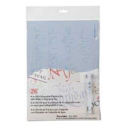 Kuretake A to Zig Calligraphy Practise Kit