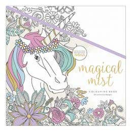 Kaisercraft Magical Mist Colouring Book