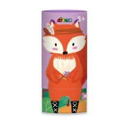 Avenir Silky Crayons Fox Set