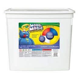Crayola Model Magic Primary Colours Bucket