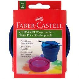 Faber-Castell Clic & Go Foldable Water Cup