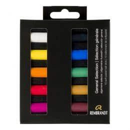 Rembrandt Soft Round Half Size Pastel Mini Sets