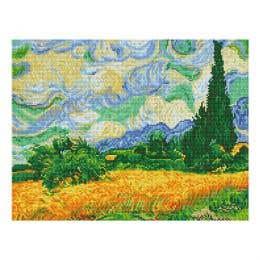 Diamond Dotz Wheat Fields Van Gogh Kit