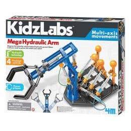 4M Mega Hydraulic Arm Kit