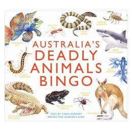 Australian Deadly Animals Game
