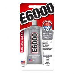 E6000 Clear Adhesive