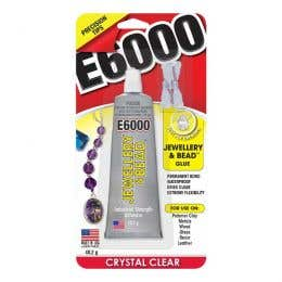 E6000 Jewellery & Bead Adhesive