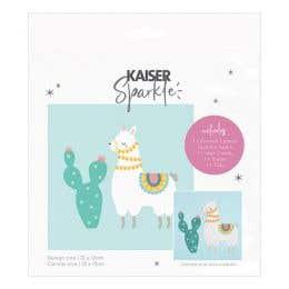 Kaisercraft Sparkle Kids Llama Kit