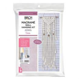 Birch Macrame Twists Kit