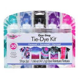Tulip One Step 5 Colour Tie-Dye Carousel Kit
